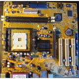 Motherboard Asus K8v-mx Para Repuesto
