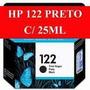 Cartucho Hp 122 Preto 122xl Modificado (12x Mais Tinta!)