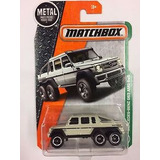 Matchbox Mercedes G63 Amg 6x6
