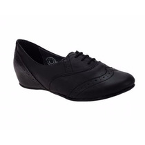 Zapatos Oxford Casual Dama Antiderrapante Price Shoes