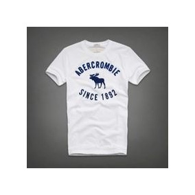 Remeras Mujer Abercrombie & Fitch + Hollister