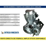 Motor Guerrero 150 Cc Varillero Karting - Guerrero Rosario