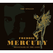 Freddie Mercury -the Singles -messenger Of The God 2 Cds