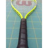 Raqueta Racquetball Fronton Squash Wilson Como Nueva
