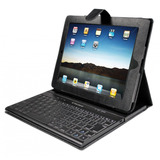 Case + Teclado Bluetooth Para Ipad Gold Ship - 2287