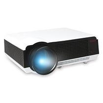 Rojo-azul Proyector 3d, Resolución Soporte Hd 1080p Vídeo,
