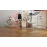 Envases Y Cajas De Perfumes Lote