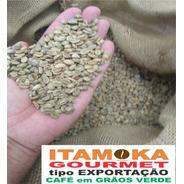 Café Grãos Verde 9kg  In Natura R$20,20/kg Promoção Gourmet