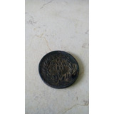 Moneda Antigua Un Centavo 1892 Aguila Porfirista Coleccion