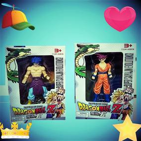 4 Jugetes De Dragon Ball Z Munecos Baratos