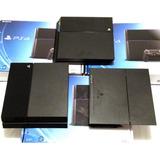 Playstation4 500gb Nuevo + 1 Juego Fisico + Skin + Garantia