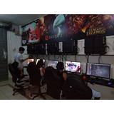 Cabinas De Internet, Lan Center Proyecto Completo Amdapu Am4