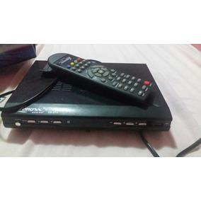 Conversor De Sinal Digital De Tv Setbox Hd De Alta Resolução