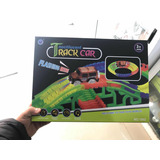 Pista Magica Track Car Noctilucent 128 Pcs Envio Gratis