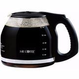 Vaso De Cafe Cafetera Mr Coffe 12 Tazas Negro