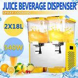 9,5 Galones Jugo Bebidas Dispensador Jet Spray Borboteador