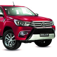 Protector Frontal Hilux