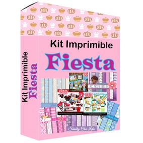 Mas De 200 Kits Digitales Decora Tu Baby Shower O Bautizo