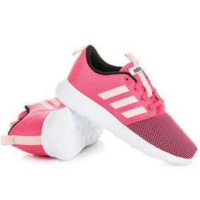 Tenis Para Niña adidas Rosa Aq1696
