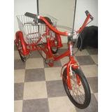 Tricicleta Triciclo Adult Bicicleta 3 Tres Ruedas Ituzaingo