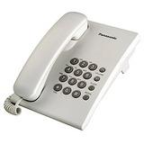 Telefono De Mesa O Pared Panasonic Kx-ts500agw Blanco