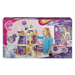 Playset My Little Pony Hasbro Castelo Canterlot