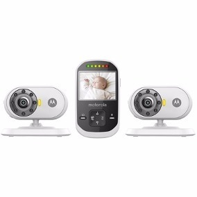 Baba Eletronia Motorola Mbp25-2 Monitor De Vídeo Sem Fio