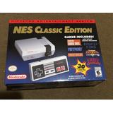 Nintendo Mini Nes Classic Edition - Nuevas - Envío Gratis!