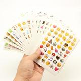 Genial Set De 960 Stickers Emojis Emoticones Caritas