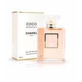 Perfume Dama Coco Mademoiselle De Chanel 100ml Original