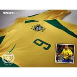 Camiseta Inglaterra Mundial 2002 - Camisetas de Fútbol en Mercado ... 37112047421ac