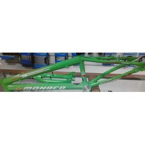 Quadro Aluminio Monaco,cross,,mtb,ciclismo,mochila,mais
