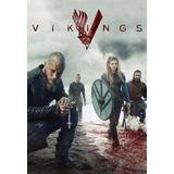 Vikings ( Las 4 Temporadas ) Serie En Hd Sub Español