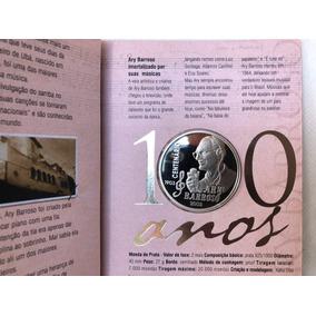 Moeda Comemorativa 100 Anos Ari Barroso