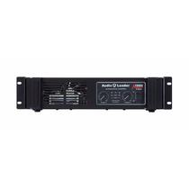Amplificador Potência Áudio Leader Als1500 1500 W Rms 4 Ohms