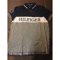 Playera Tommy Hilfiger Polo De Hombre 100% Originales!!!