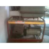 Vendo Planta Electrica Usada 7.5 De Gasolina Con Tanque Lit