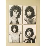 Cuadro A Elección Jim Morrison The Doors Xl (c/u 30x44 Cm)
