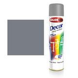 Tinta Spray Colorgin 8721 Primer Cinza Kit 06 Un