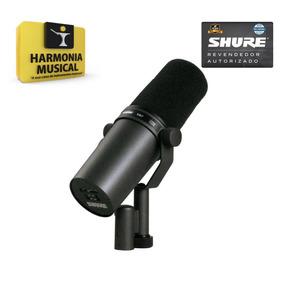 Microfone Shure Sm7b - Harmonia Musical