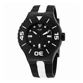 Swatch Scuba Libre Negro Dial Reloj De Deporte Para Hombre