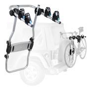 Rack Porta Bicicleta Llanta De Refacción Trasera Con Candado