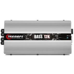 Modulo Amplificador Automotivo Bass 12k 1 Ohm 12.000w Rms
