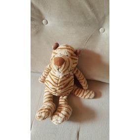 Pelucia Tigre Nestle Filhotes 40 Cm