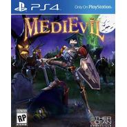 Medievil Remake - Ps4 Fisico Nuevo & Sellado