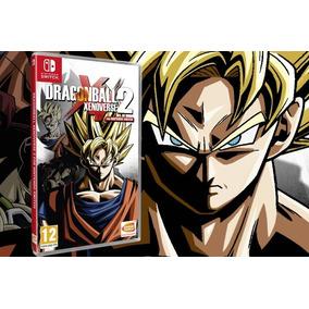 Dragon Ball Xenoverse 2 Switch- Fisico - Mundojuegos