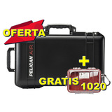 Maleta Case Pelican 1535 Air Con Foam + Pelican 1020 Gratis