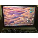 Vendo Macbook De 12 Retina