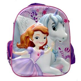 Mochila Kinder Sofía 3d, Disney® - Envío Gratis