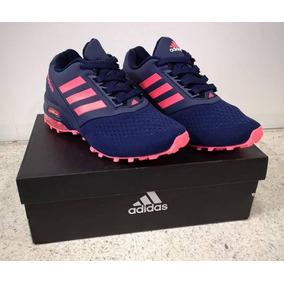 03ae42162d1 Zapatillas Adidas Camara De Aire Para Mujer - Tenis Adidas Azul ...